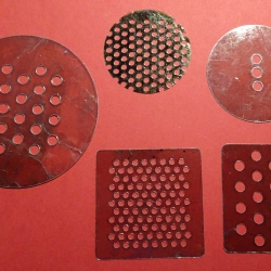 Mica Strainers
